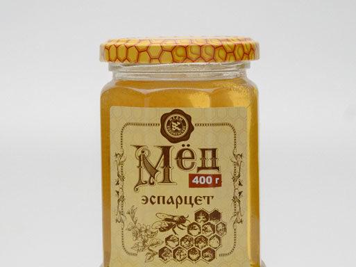 Мед эспарцет 0,4 кг